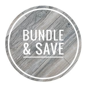 Other - BUNDLE & SAVE 10% off of 3 or more!